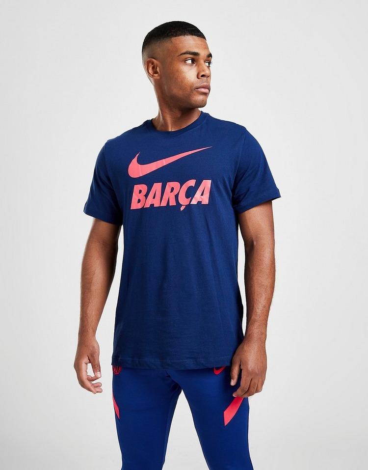 Nike FC Barcelona Short Sleeve T-Shirt