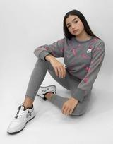 Nike Swoosh Boyfriend Crew Felpa Junior