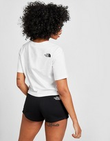 The North Face Box Dome Crop T-Shirt