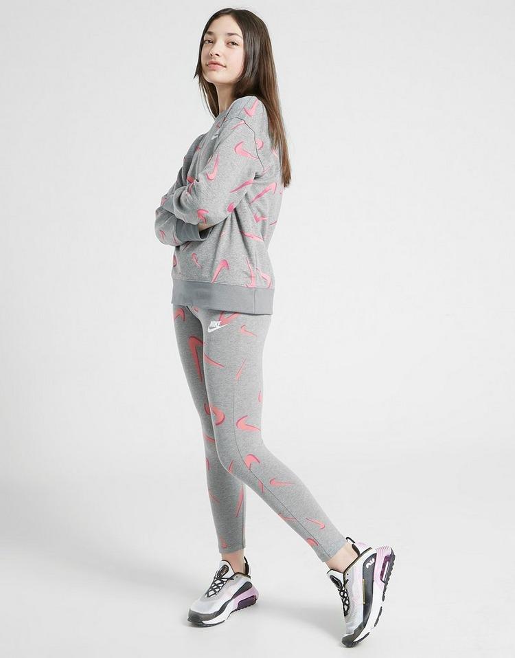 Nike Girls' Favourites Swoosh Leggings Junior