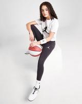 Jordan Girls' Logo High Rise Leggings Junior