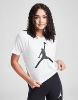 Jordan Girls' Short Sleeve Graphic T-Shirt Junior