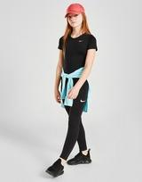 Nike Girls' Pro T-Shirt Junior