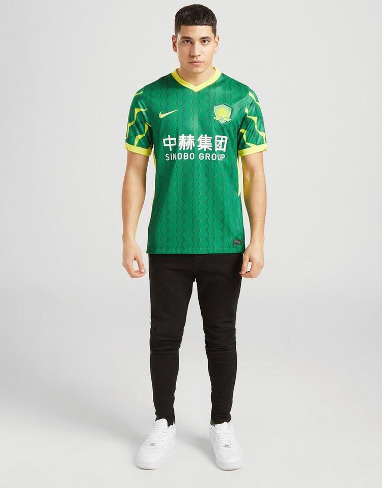 Nike Beijing Sinobo Guoan FC 2020/21 Home Shirt