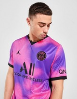 Jordan Paris Saint Germain 2020/21 Fourth Shirt
