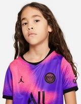 Jordan Paris Saint Germain 2020/21 Fourth Kit Children