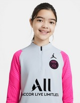 Jordan Paris Saint Germain Strike Drill Top Junior