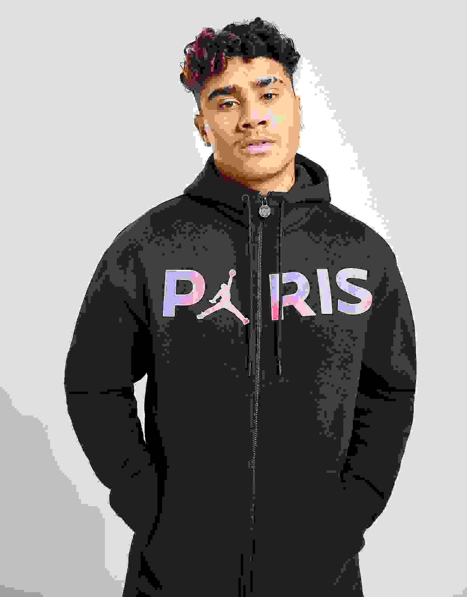 Paris Saint Germain Felpa con cappuccio PSG taglia bambino 14 anni ...