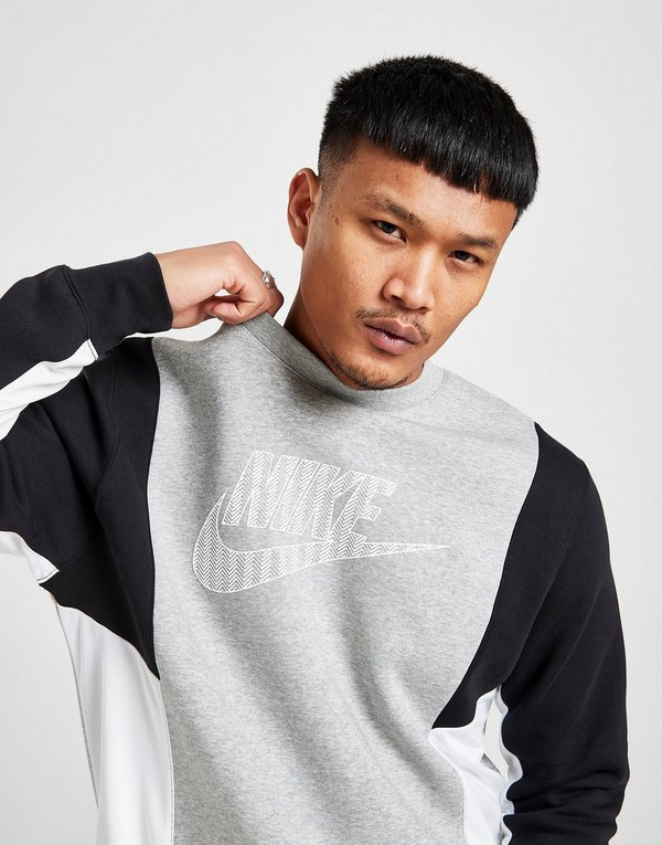 Nike Hybrid Crew Sweatshirt Herr