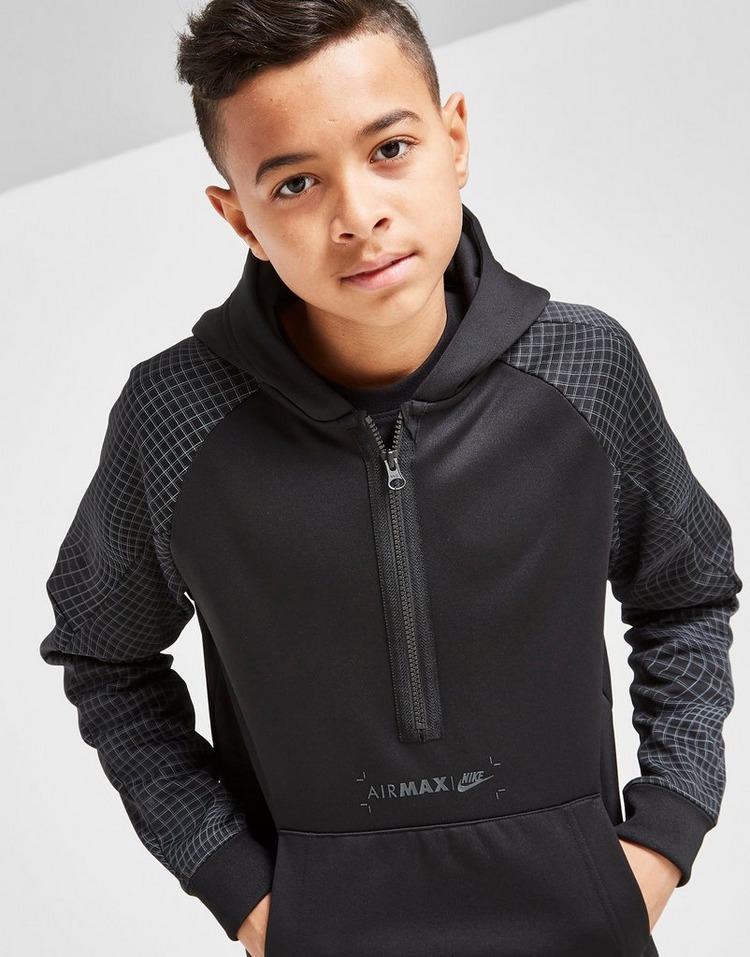 Nike Air Max 1/2 Zip Hoodie Junior