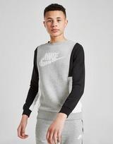 Nike Hybrid Crew Sweatshirt Junior
