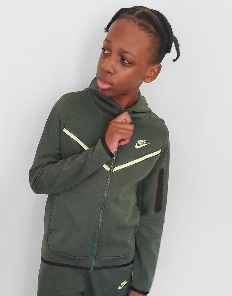 Nike Sweat Zippé Tech Fleece  Enfant