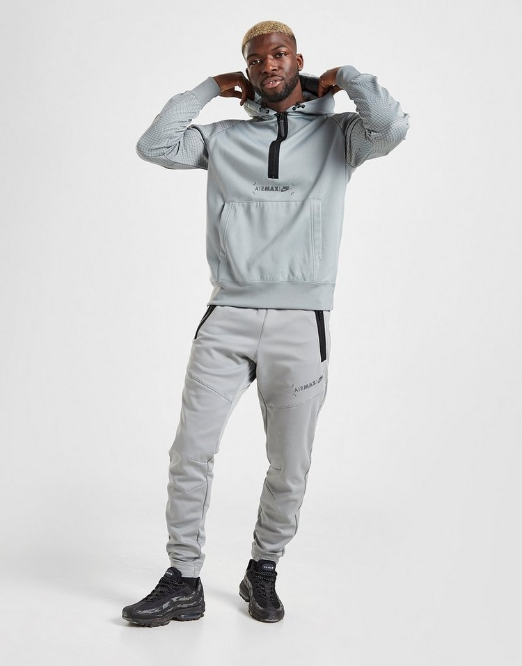 Nike Air Max 1/4 Zip Fleece Hoodie