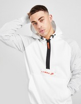 Nike Air Max 1/4 Zip Fleece Hoodie