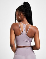 Nike Training Cropped Laced Tank Top