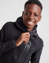 Nike Tech Fleece Full Zip Woven Hoodie Junior