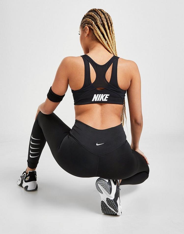 Nike Training Shape Zip Sports Bra