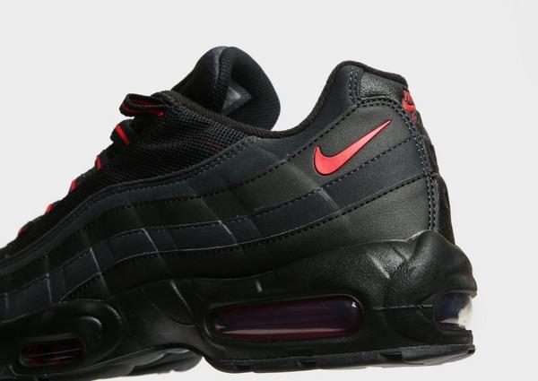 Nike Air Max 95 Essential in Nero   JD Sports