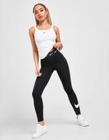 Nike High Waisted Single Swoosh Leggings Donna