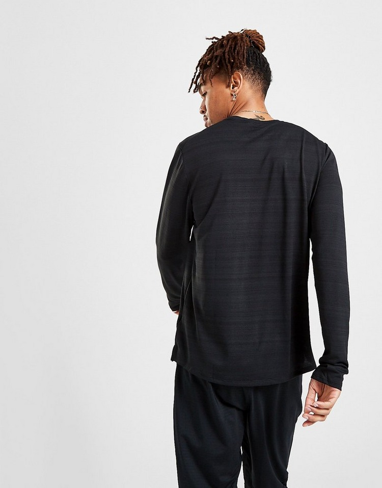 Nike Miler Long Sleeve T-Shirt