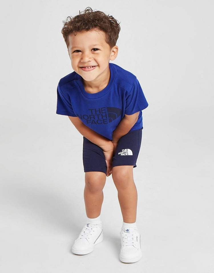The North Face T-Shirt/Shorts Set Infant