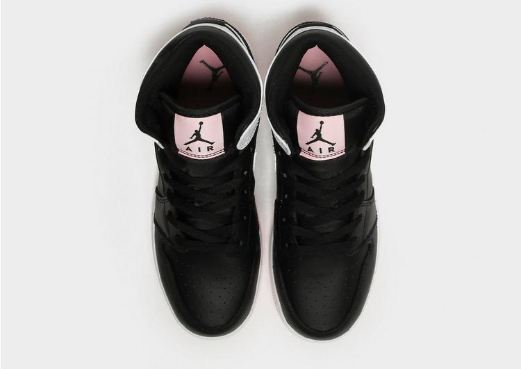 Jordan รองเท้าเด็กโต Air Jordan 1 Mid (GS)