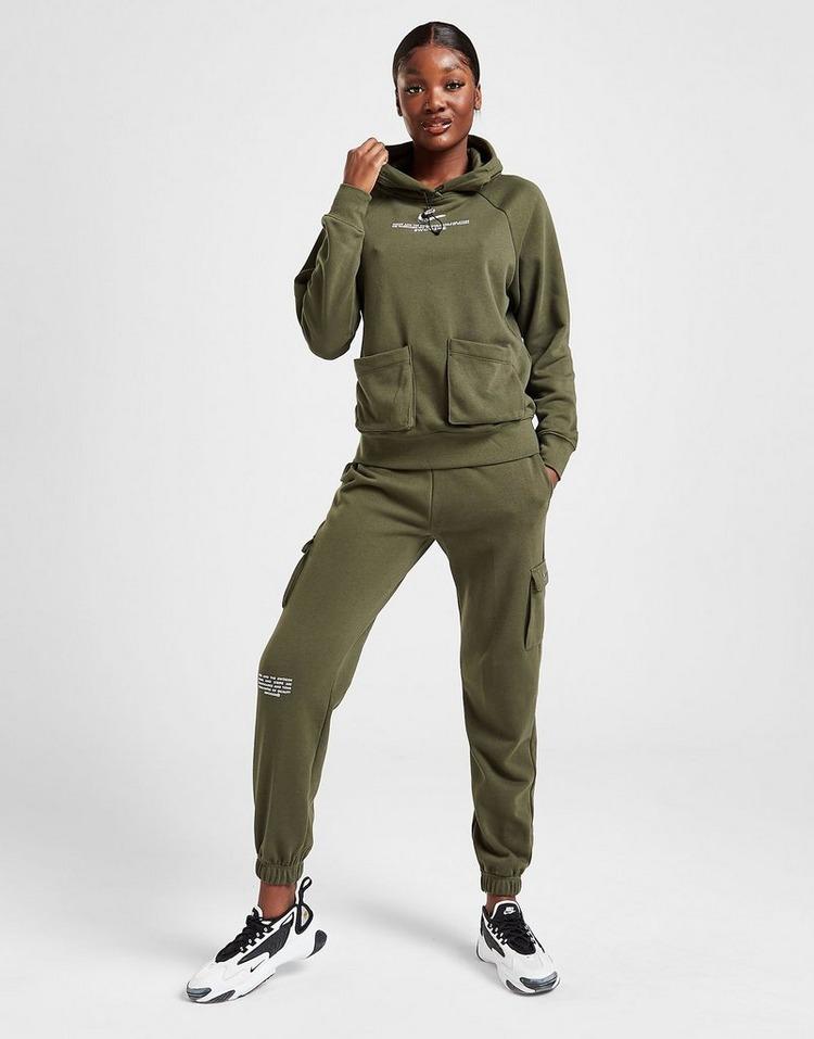 Nike Swoosh Utility Hoodie