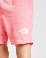 The North Face Girls' T-Shirts/Shorts Set Infant