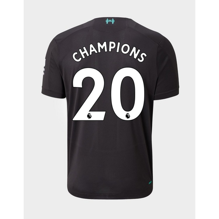 New Balance Liverpool FC 19/20 Third Champions Shirt #20 PRE