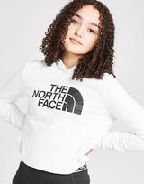 The North Face Sweat à Capuche Crop Girls' Drew Peak Junior