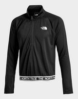 The North Face Girls' Reactor 1/4 Zip Track Top Junior