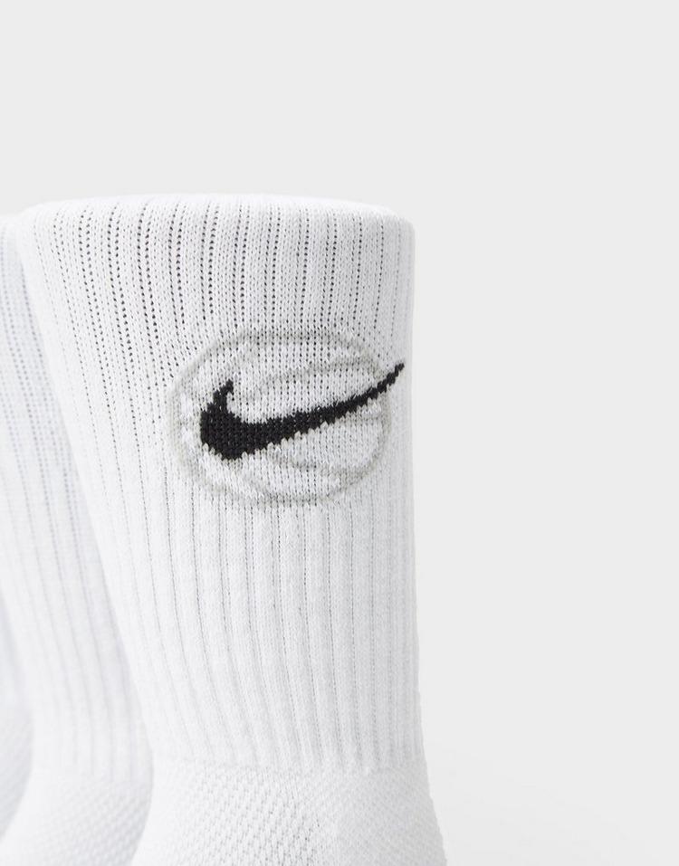 Nike Everyday Crew 3 Pack Basketball Socks