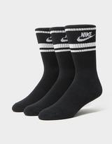 Nike 3 Pack Essential Crew Socks