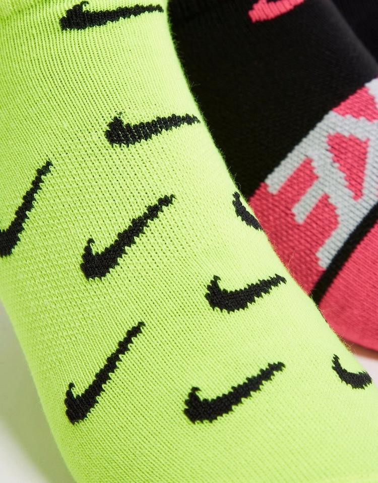 Nike 6 Pack Lightweight No Show Socks
