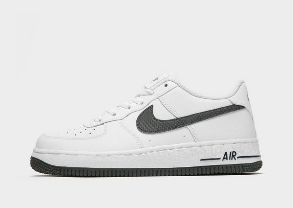 White Nike Air Force 1 Low Junior | JD Sports