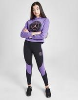Jordan Girls' Paris Saint Germain Black Cat Hoodie Junior