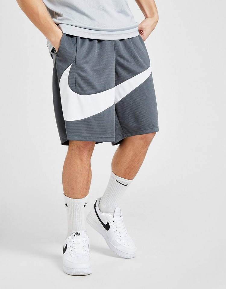 Nike Short de basket-ball Hybrid Homme