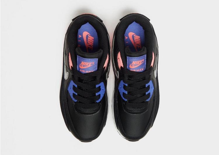 Nike Baskets Air Max 90 Leather Enfant