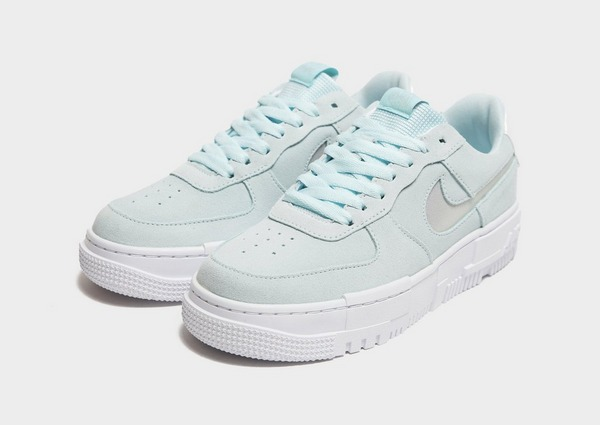 Nike Air Force 1 Pixel Donna in Bianco | JD Sports
