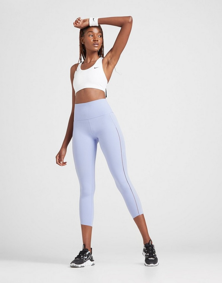 Nike Training Yoga Luxe Infinalon Ribbed Tights