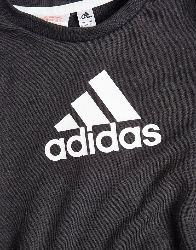 adidas Badge of Sport Crew Tracksuit Infant