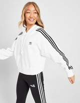 adidas Originals 3-Stripes Adicolour Crop Hoodie