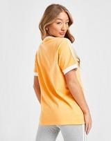 adidas Originals 3-Stripes Trefoil Boyfriend T-Shirt