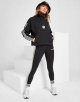 adidas Originals 3D Trefoil 1/4 Zip Top