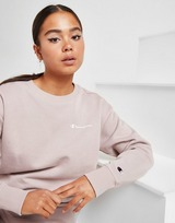 Champion Core Logo Crew Sweatshirt