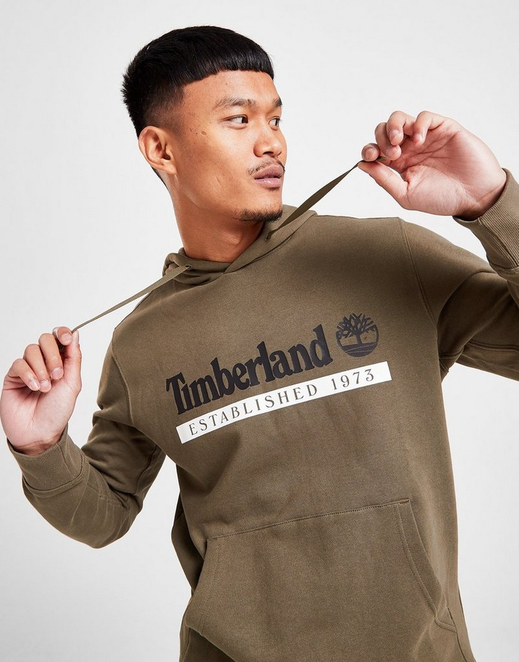 Timberland Linear Est. 1973 Hoodie