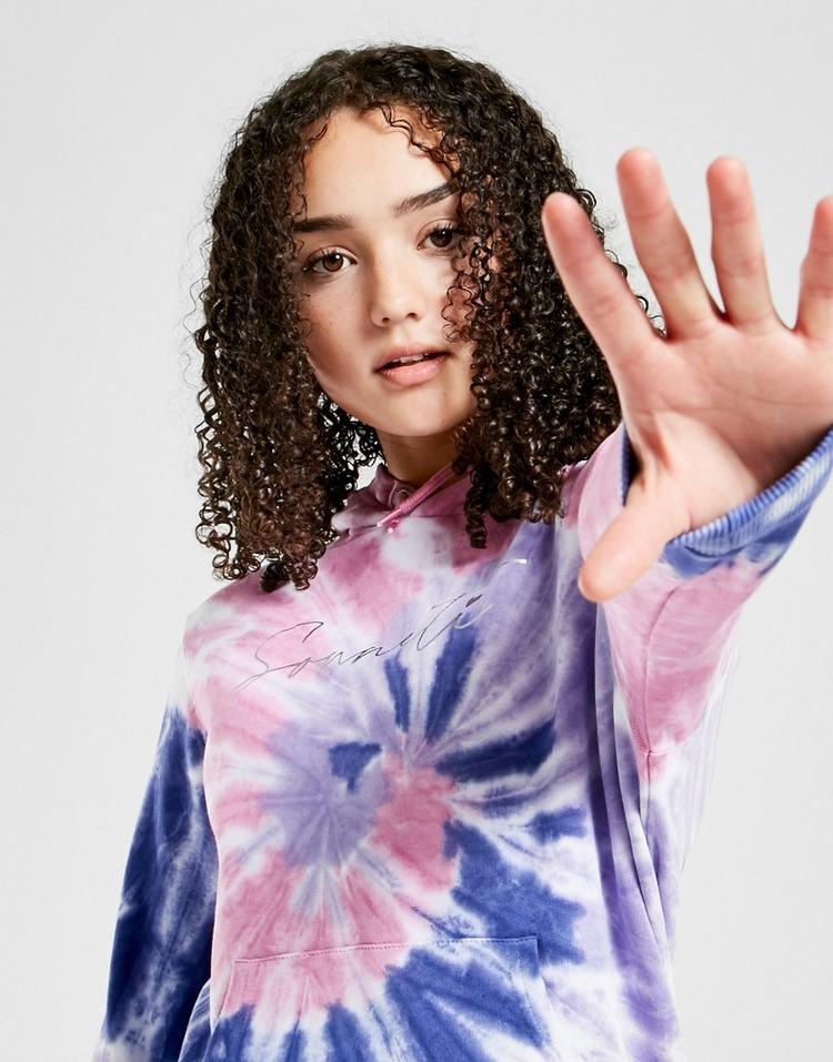 Sonneti Girls' Tie Dye Hoodie Junior