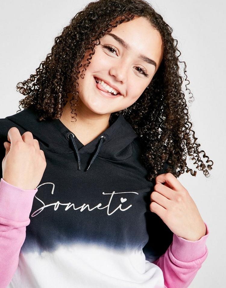 Sonneti Girls' Tie Dye Fade Hoodie Junior