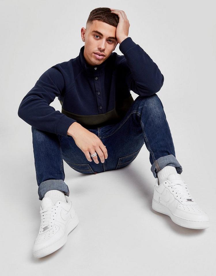 Barbour Beacon Half Snap Sweatshirt