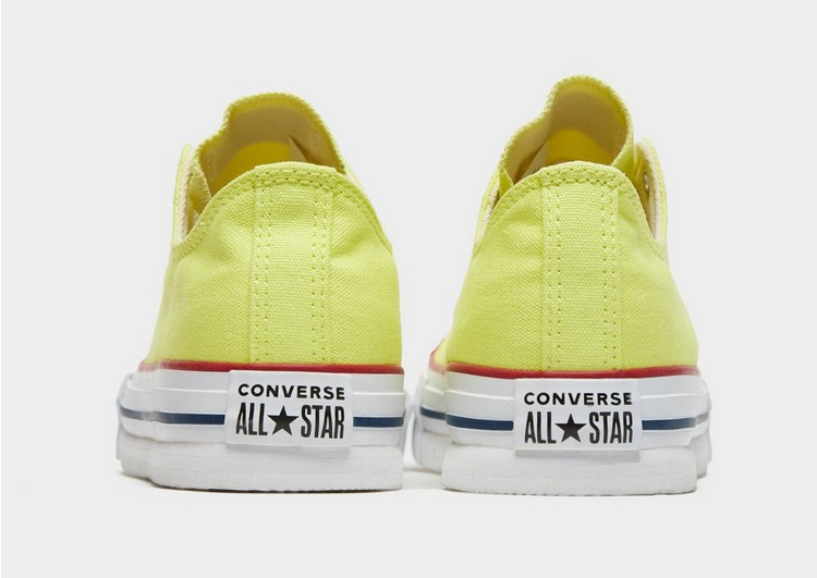 Converse All Star Ox Platform Junior